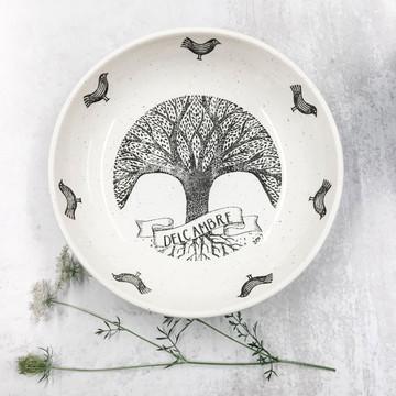 Family Tree Bowl