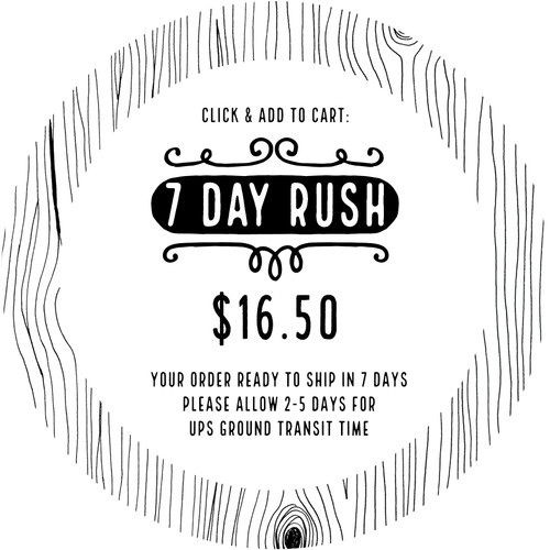 7 Day Rush Production