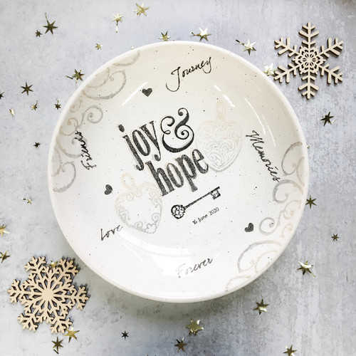 Name Wedding Bowl