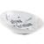 Hand painted, personalized Family Tree Bowl - shape profile