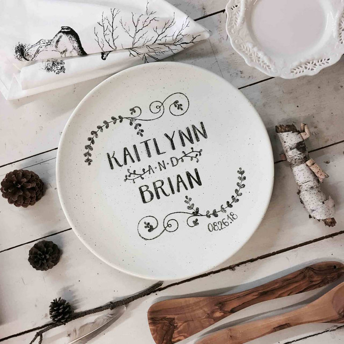 Personalized Wedding Plaques, Wedding Couple Gift Ideas