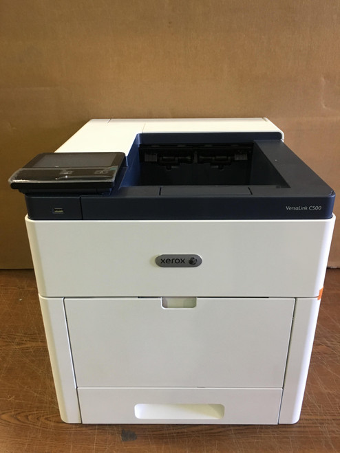Fru, 3,500-Sheet Finisher W/ Stapler And 3-Hole Punch, Dell