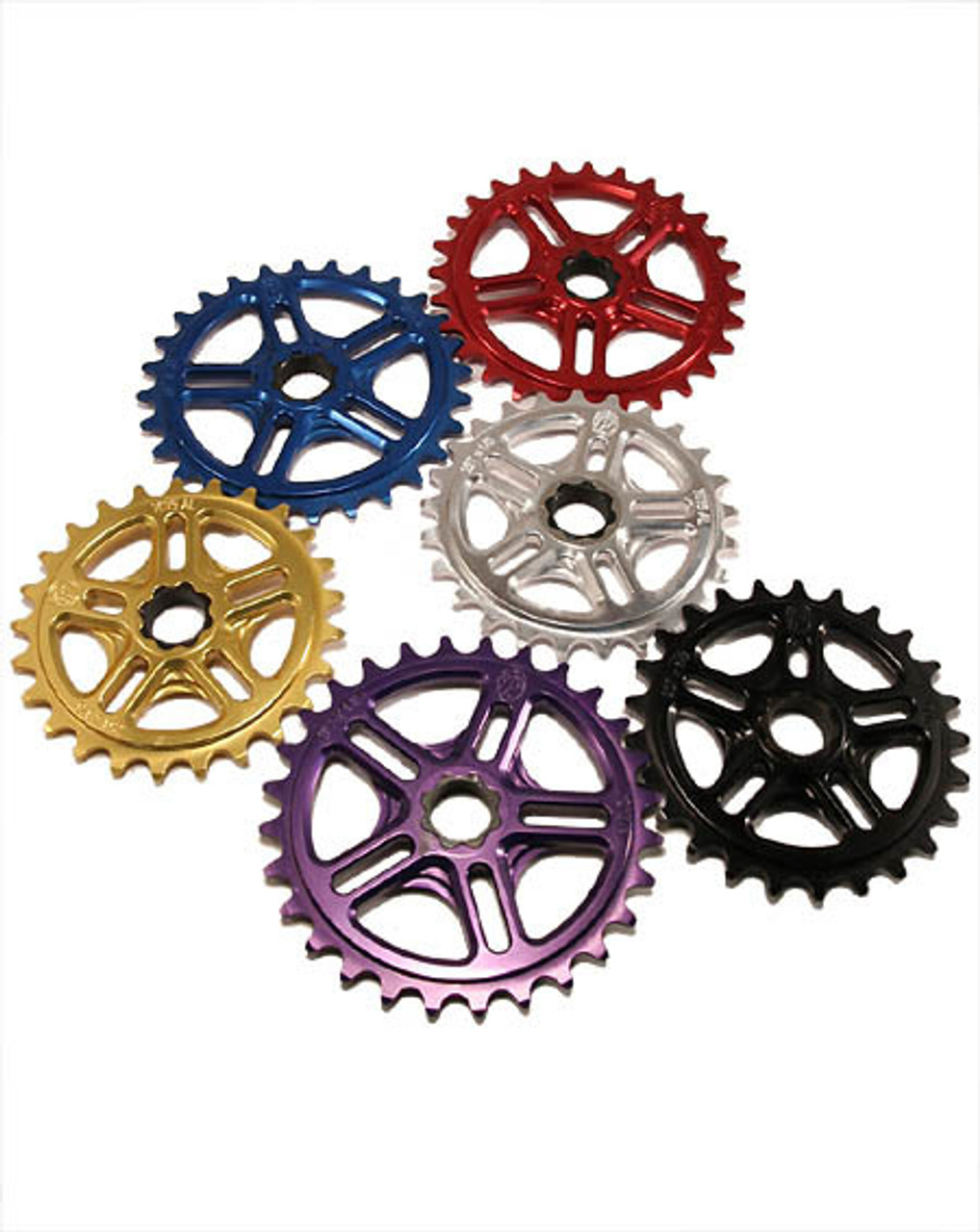 Sprockets and Cogs