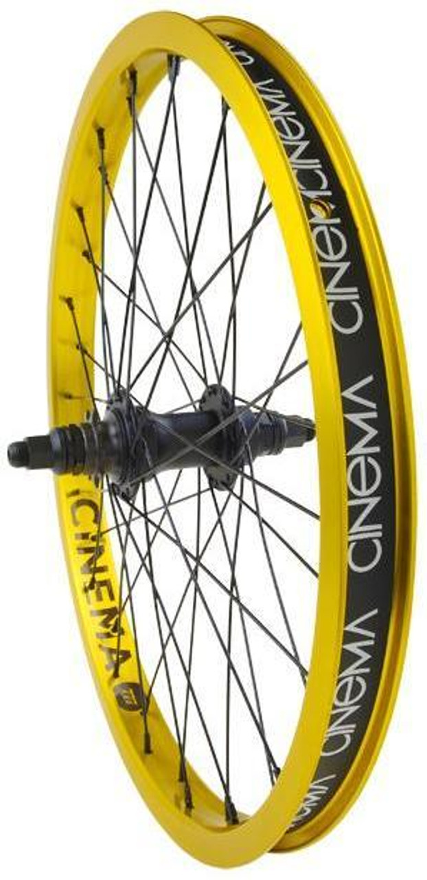Rear BMX Wheels