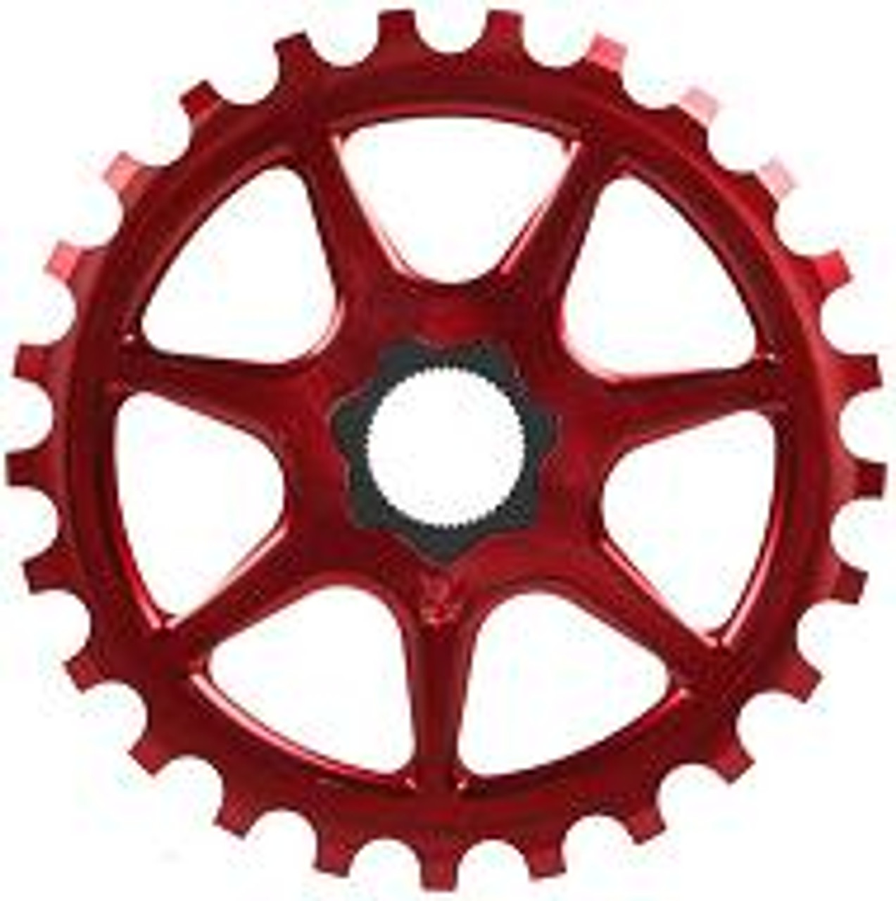 Black Ops Micro Drive Chainrings Black 1Pc 30T