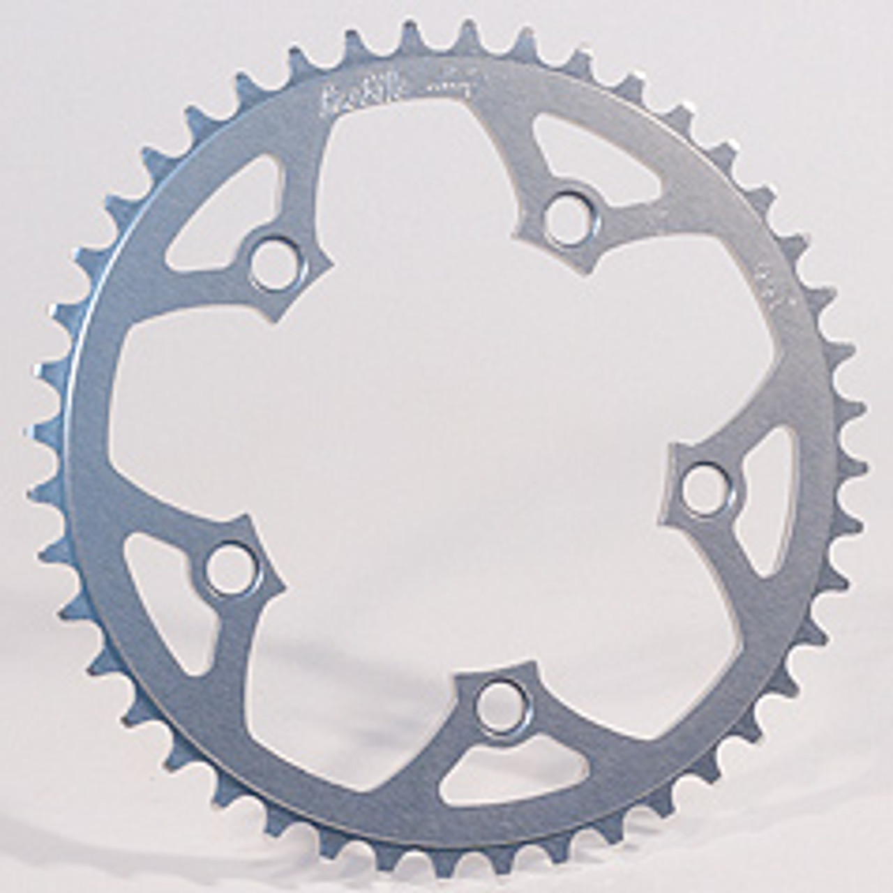 Insight 5-Bolt BMX Chainring 110mm BCD 39T SILVER