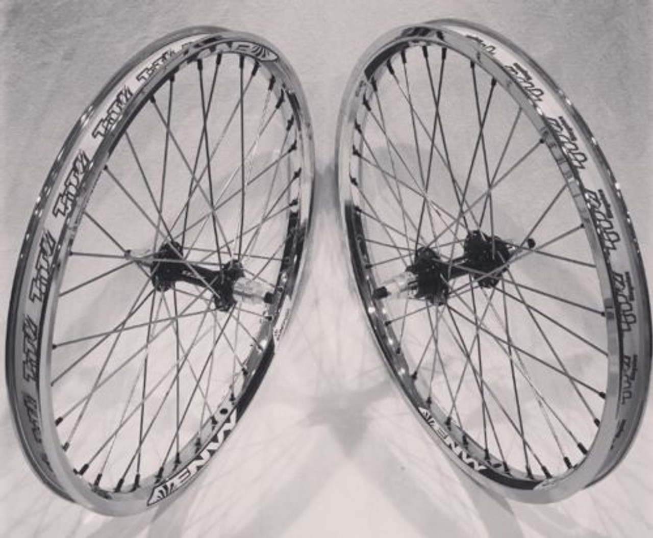 RED FREEWHEEL BLUE BMX GOLD SILVER TNT BICYCLES DERRINGER HUB SET BLACK