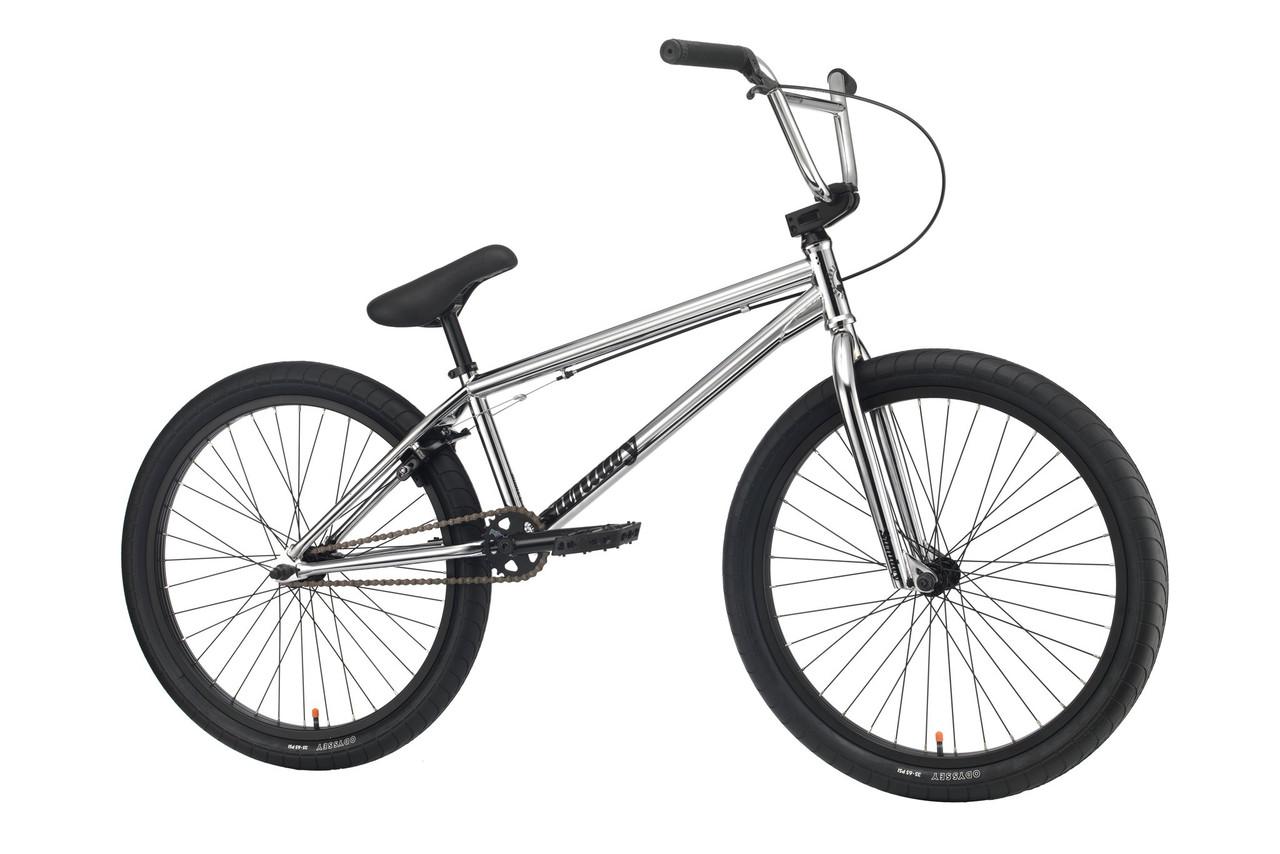 "SKYWAY Pro Handle Bars Retro Old School BMX Bike 9.25/"" Rise Chrome Race Bars"