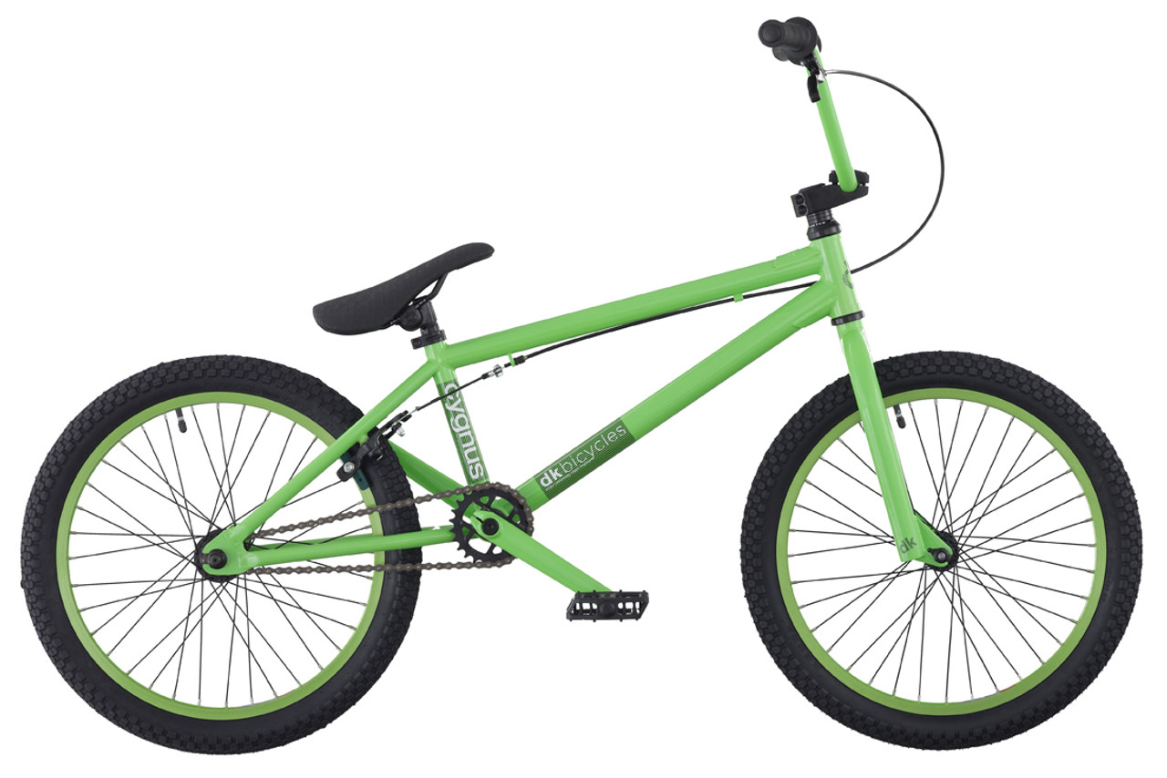DK Freestyle BMX Bikes