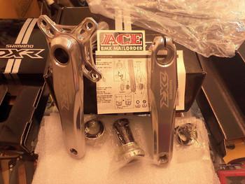 Shimano DXR Cranks MX71