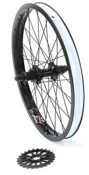 Premium 25/9 or 23/8 Conversion Rear Wheel Kit