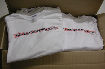 Americancycle.com T-Shirt