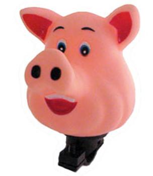 Pink Pig Horn