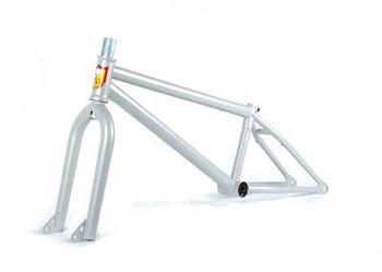 S&M WTF Frame & Fork Kit (FREE HEADSET) 20.5