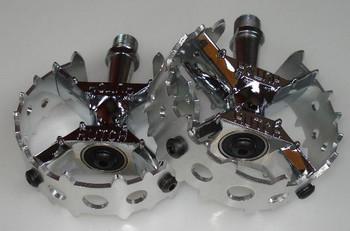 Hutch Mini Bear Trap BMX NOS New Old School Pedals