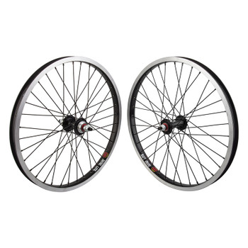 Sun Rhyno Lite Pro 20 Old School Wheels in Black