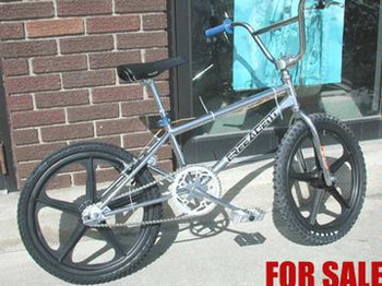 Old School BMX Parts Kit to build your Late Model Frame and Fork