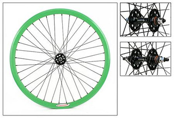 Velocity Chukker Wheel Set colors