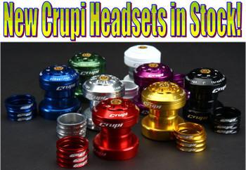 Crupi Factory BMX Racing Sealed Traditional Headset