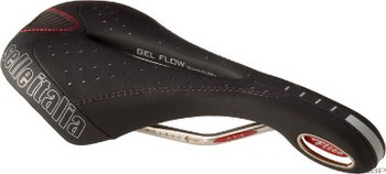 Selle Italia Max Flite Gel Flow Titanium Seat