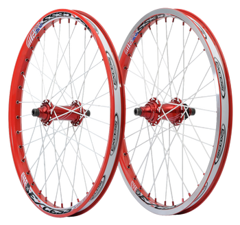 Excell 351 Wheels for BMX Racing