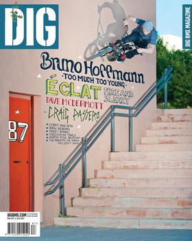 Dig BMX Magazine Older Vintage 1998