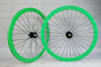 Velocity B43 Wheel Set Colors Fixed Fixed Pair