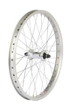 "Alex DM24 Double Wall Front BMX Wheel 3/8"""
