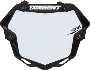 Tangent Ventril 3D BMX Number Plate