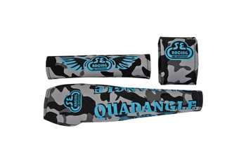 SE Racing Camoflage Quadangle Padset