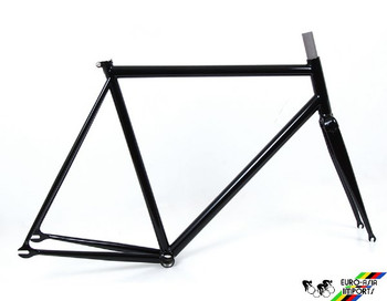 EAI Track Racing Fixed Gear Italian Made Frameset