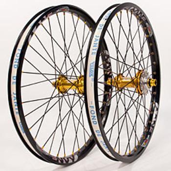 Sun Envy Elite Hubs Wheels for BMX