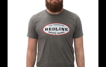 Redline Logo BMX T Shirt