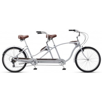 Schwinn Tango Tandem Silver 2016 Complete Bike