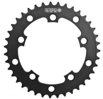 Red BMX 5 Bolt Sprocket By INSIGHT 5 Bolt Chainring 110mm bcd 3mm 34T