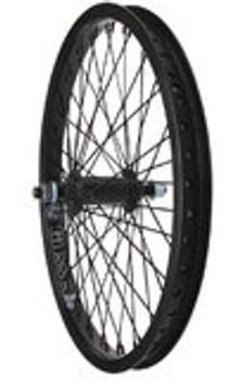 """Gusset Black Dog 20"""" Front Wheel"""