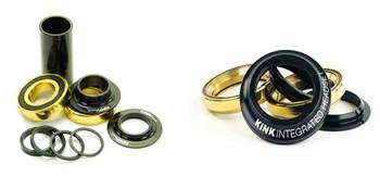 Kink Ti Ceramic Headset and Bottom Bracket Kit