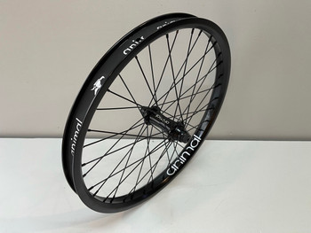 Animal Javelin BMX Wheels front