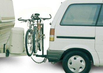 Hollywood Tow 'n Go 3 Bike Hitch Mount Rack
