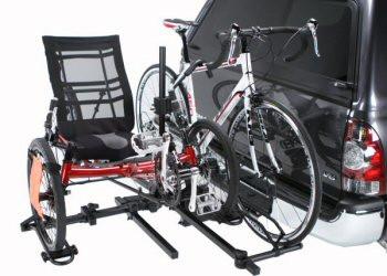 Hollywood Sport Rider Heavy Duty Recumbent w/ trike adaptor Rack