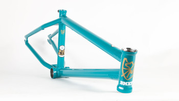 S&M Passero Whammo Frame BMX