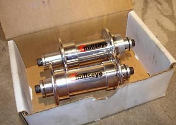 Bullseye BMX hubs