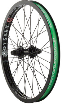 Odyssey Q1 Rear Wheel Hazard Lite Rim Quartet 9t Rear Hub