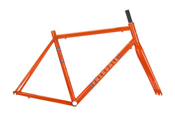 Fairdale The Goodship Frame and ENVE Fork Kit