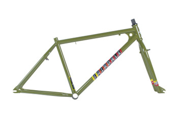 "Fairdale Taj 26"" BMX Cruiser Frame and Fork Set 2018"