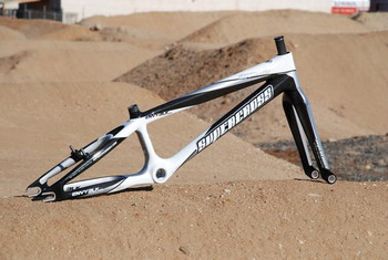 Supercross Envy  Carbon SX Frame Fork Headset Black