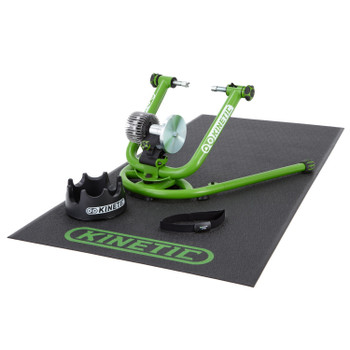 Kurt KineticRock and Roll Smart Power Training Bike Trainer