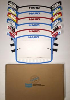 Haro Series 1B Plate Old School Number