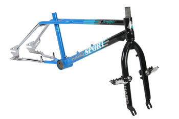 Haro Sport Kit Frame Blue/Black