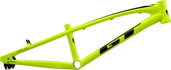 GT Speed Series Frame Neon Yellow 2018 Pro BMX Racing
